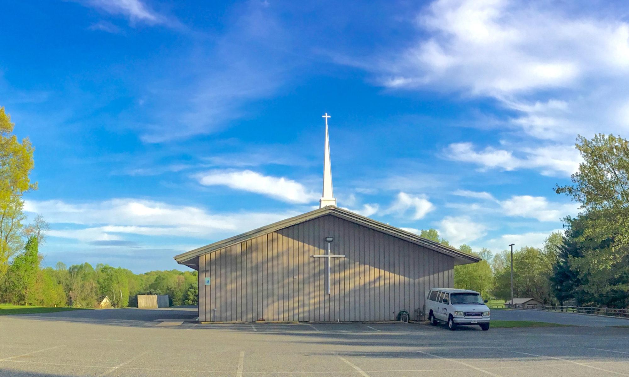 Cornerstone Missionary Baptist
